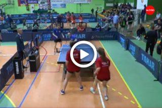 Zapraszamy na transmisję: Mistrzostwa Polski Juniorów w Tenisie Stołowym