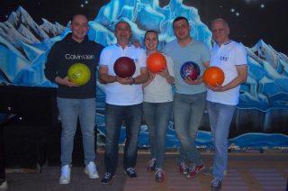 Faza grupowa w lidze Urzędowej w bowling zakończona