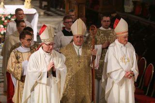 Papież Franciszek wybrał zastępcę na czas nieobecności biskupa Libery