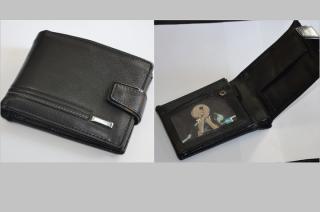 Znaleziono portfel. Do odbioru na policji
