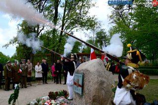 Mława. Oficjalne obchody Święta Narodowego 3 Maja