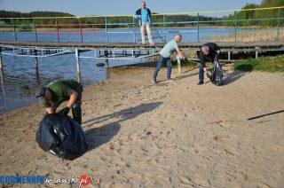 Śnięte ryby nad zalewem. Czy to zemsta kłusowników?