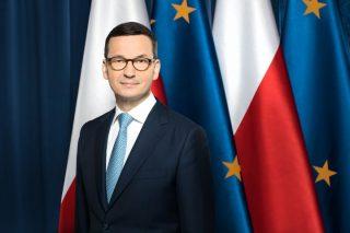 W sobotę premier Morawiecki odwiedzi Mławę