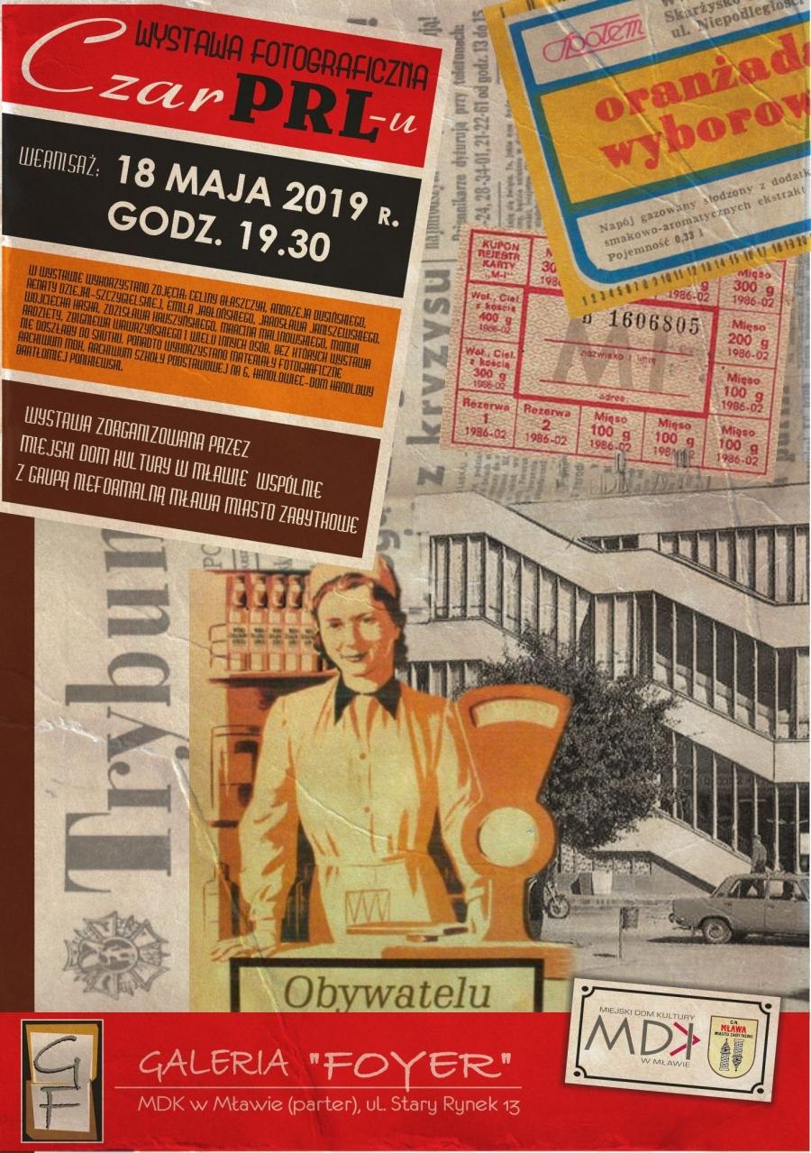 Noc Muzeów 2019 program atrakcje muzea Mława i okolice