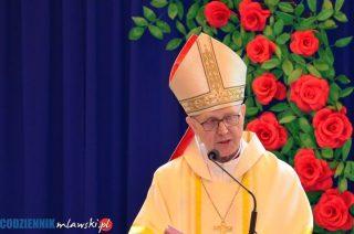 Bp Piotr Libera wraca do naszej diecezji
