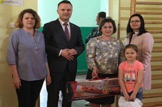 Julia Grzybek i Tomasz Olszewski laureatami powiatowego szczebla konkursu KRUS