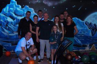 Dobiegała końca faza grupowa ligi LG ELECTRONICS w Bowling