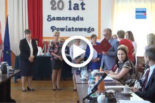 Zapraszamy: Trwa transmisja z VIII sesji Rady Powiatu Mławskiego