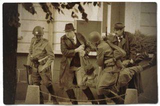 1 czerwca: Inscenizacja odbicia więźniów z siedziby PUB na Reymonta