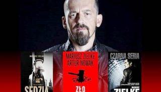 Były dziennikarz śledczy i autor powieści kryminalnych odwiedzi Przasnysz