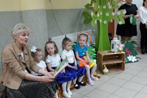 MPS1 – Przedszkolaki świętowały urodziny Patronki