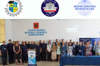 Forum Bezpieczeństwa na 100. rocznicę powstania Policji Państwowej