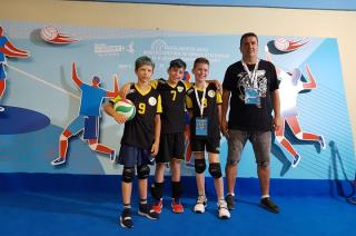 Nasi zawodnicy w ogólnopolskim finale turnieju Kinder+Sport
