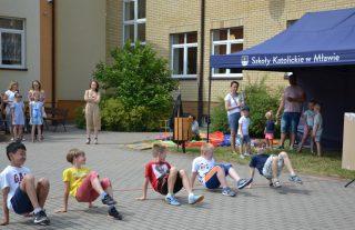 Festyn rodzinny w Szkołach Katolickich w Mławie