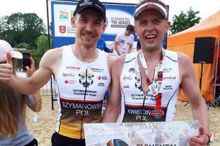 Rekord Kwiecińskiego na olimpijskim dystansie