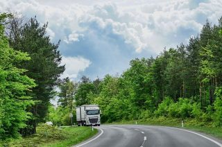 Zniknął Białorusin a wraz z nim ciężarówka z naczepą