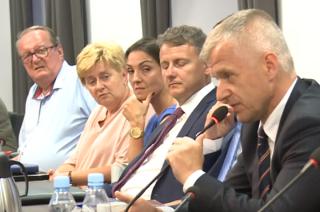 Podpisy mieszkańców za likwidacją Straży Miejskiej w Mławie zmielone