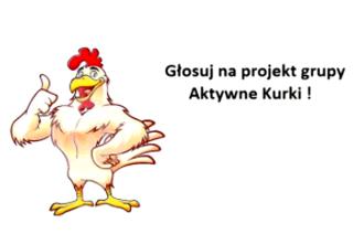 Teatr w Kurkach! Aktywne Kurki i Gminna Biblioteka Publiczna w Burkacie proszą o głosy!!!
