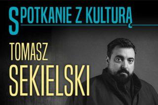 Spotkanie z Tomaszem Sekielskim w Ciechanowie 26 czerwca