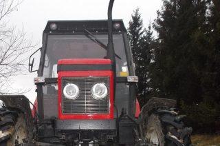 Gmina Stupsk. 73-latek ukradł traktor