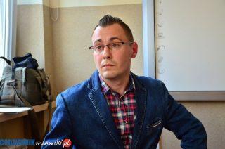 Szymon Wyrostek przewodniczącym zarządu Osiedla nr 15 Młodych