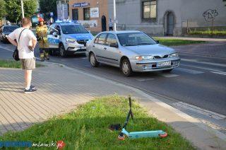Potrącenie kilkunastoletniego chłopca na przejściu dla pieszych. Aktualizacja
