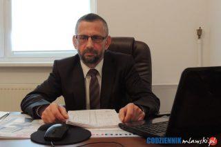Dyrektorem wydziału komunikacji został Jan Chodziutko