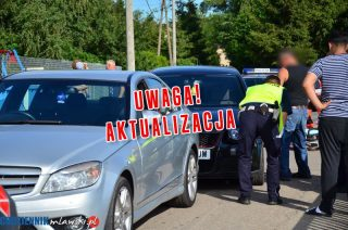 AKTUALIZACJA. Potrącenie rowerzystki w Modle – są ustalenia policji