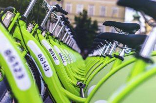Wypożyczalnie rowerów pojawiają się w małych miejscowościach