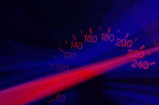 Kierowcy przekraczali dozwoloną prędkość w sposób rażący
