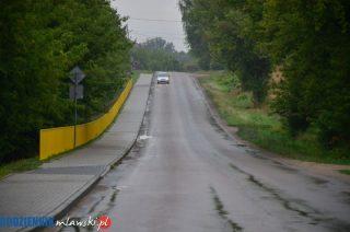 Kolejne 750 metrów chodnika na Szreńskiej