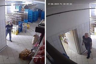 Szreńsk. Ukradł portfel. Policja publikuje wizerunek sprawcy