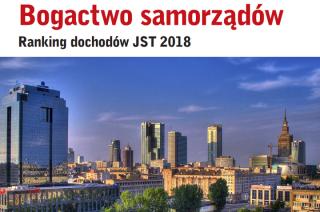 W pierwszej setce najbogatszych samorządów 57. jest Mława. Powiat na 160 miejscu
