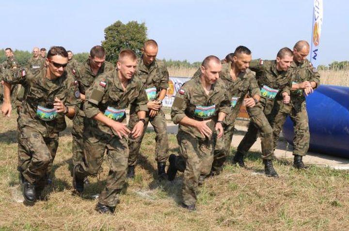 Żołnierskie biegi w centrum miasta. Puchar dla najlepszych