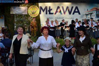 XI Festiwal Piosenki Żołnierskiej i Patriotycznej w Mławie