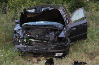 Wypadek pod Strzegowem. Aktualizacja