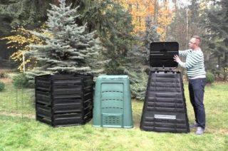 Przasnysz. Rusza program bezpłatnego użyczania kompostowników.
