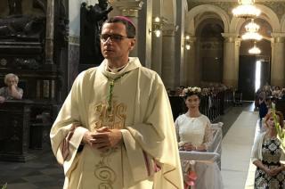 Biskup Milewski o LGBT w Radzyminie