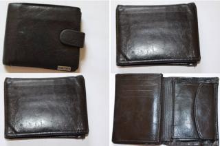 Znaleziono dwa portfele. Do odbioru w komendzie policji