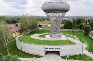 30 sierpnia otwarcie Parku Nauki Torus w Ciechanowie