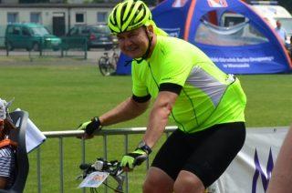 Pobicie czy wypadek na rowerze?