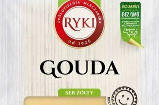 GIS wycofał z rynku partię sera żółtego Gouda z Ryk