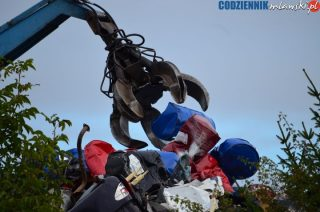 Chorzele z własnym Punktem Selektywnej Zbiórki Odpadów Komunalnych i zmodernizowaną oczyszczalnią