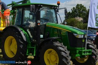 Dziś protestują rolnicy. Czy będą utrudnienia na drogach w okolicy Mławy?