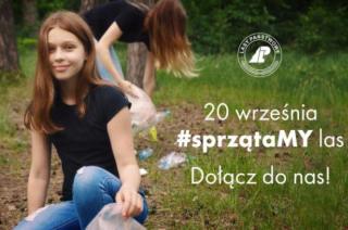 #sprzątaMY nasze lasy pod Dunajem i Mławą
