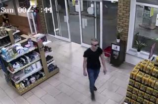Szukają go ciechanowscy policjanci [zobacz film]