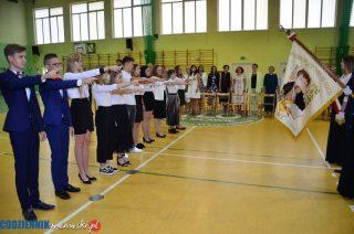 2 września ponad 1170 uczniów klas pierwszych rozpoczęło naukę w szkołach średnich