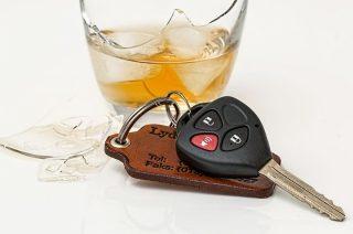 Pijanych w BMW zatrzymała 52-letnia ciechanowianka