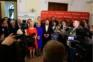 Są głosy przeciwne podziałowi Mazowsza na dwa województwa