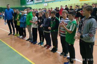 Drużyna SP 7 bezkonkurencyjna w turnieju piłki nożnej im. Św. Stanisława Kostki